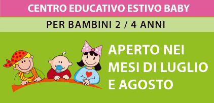 CENTRO EDUCATIVO ESTIVO BABY 2011