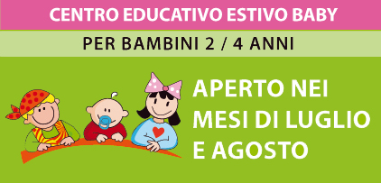 CENTRO EDUCATIVO ESTIVO BABY 2013
