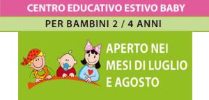 CENTRO EDUCATIVO ESTIVO BABY 2012
