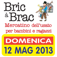 12-05-2013 – BRIC à BRAC – Mercatino dei Bambini
