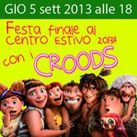 05-09-2013 – ore 18.00 – Festa Finale del Centro Estivo