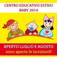 CENTRO EDUCATIVO ESTIVO BABY 2014