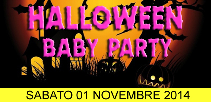 HALLOWEEN BABY PARTY