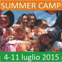 SUMMER CAMP 2015 – Bambini e ragazzi in… Val di Cembra