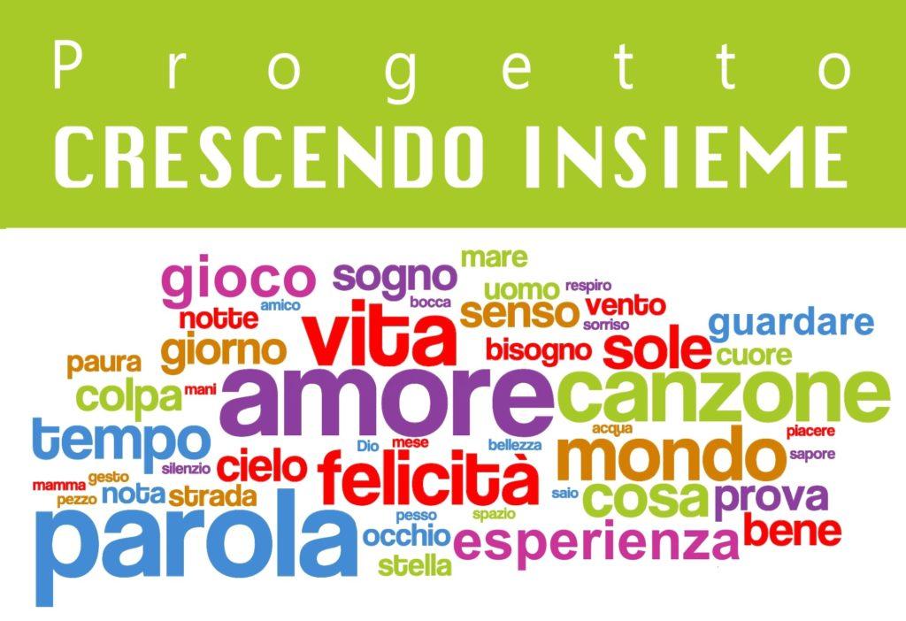 Progetto CRESCENDO INSIEME