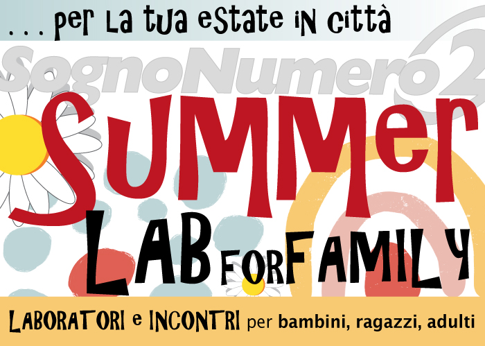 SUMMER LAB for FAMILY